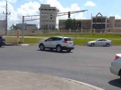 Semáforos defectuosos